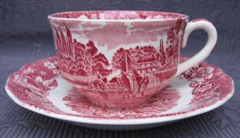 Cup and Saucer - 1980