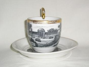 Cup and Saucer - 1820