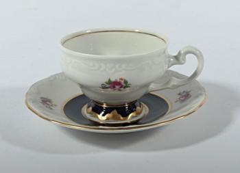 A Cup with a Saucer - Weimar