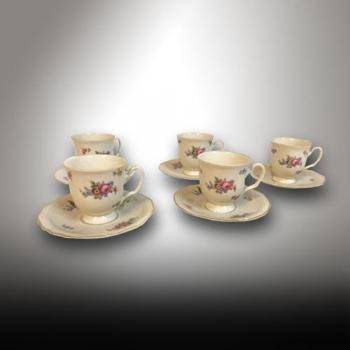 Cup and Saucer - 1935